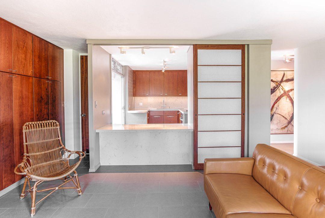 photo of Honolulu City Apartment by Marshall Design Studio