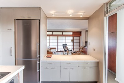 photo of Kitchen, Downtown Honolulu Apartment Renovation