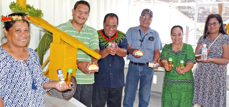$600,000 for copra makers