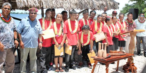 WAM graduates shine