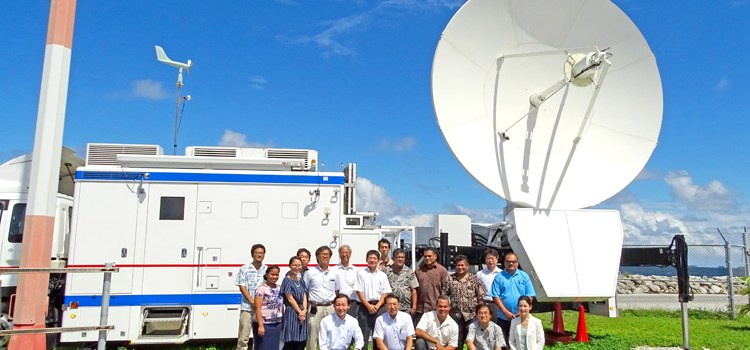 Majuro to monitor rocket launch
