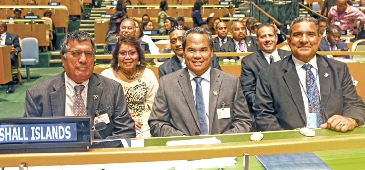RMI engages at UN Ocean summit