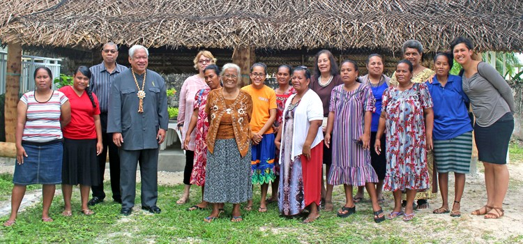 USP opens weaving house