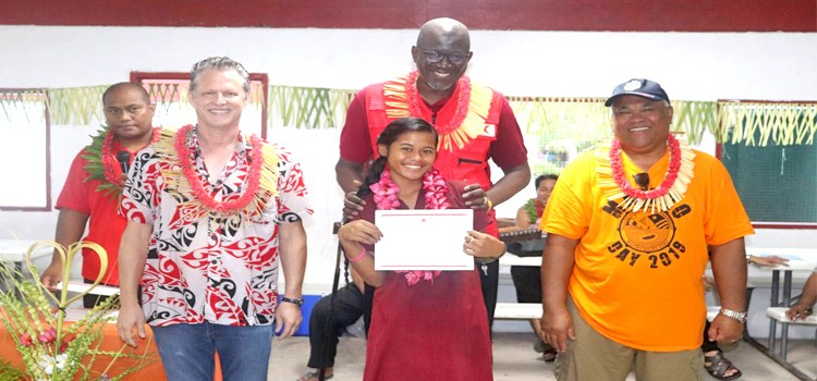 RMI Red Cross praised