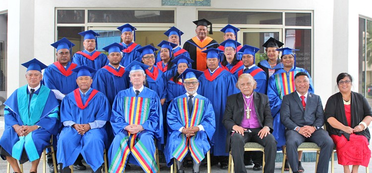 FNU's first Majuro graduation