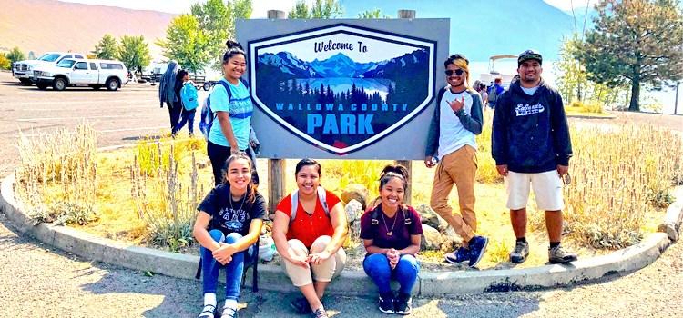 RMI students hit Oregon