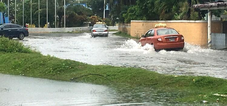 Rain record, El Niño coming
