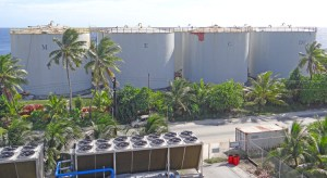 MEC's eight large fuel storage tanks will be the focus on an ADB-funded renovation program.
