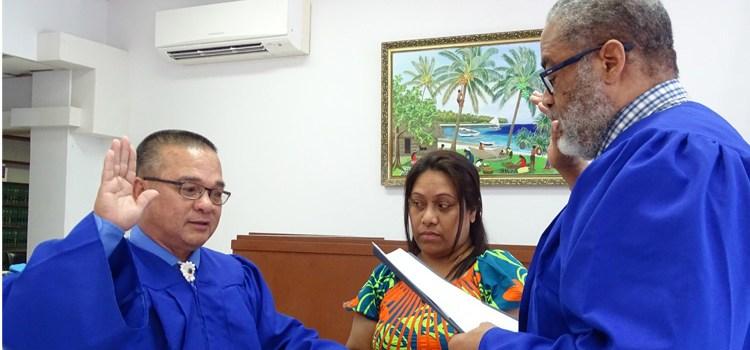 District judges promoted