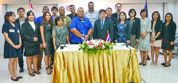 MIMRA signs historic Thai pact