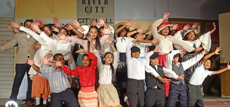 Music Man lights up audiences
