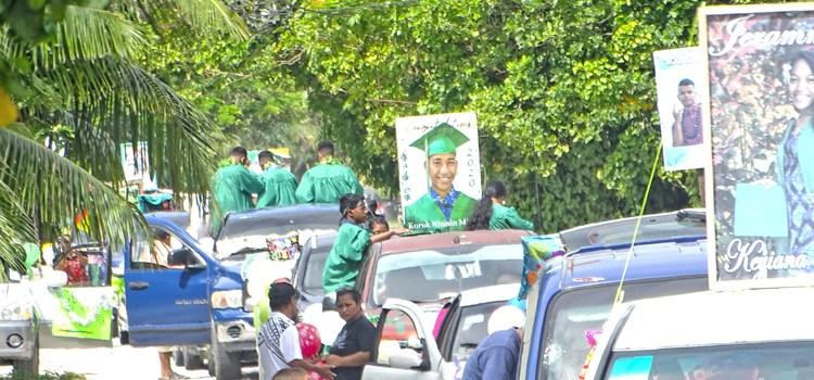 MIHS sets graduation pace