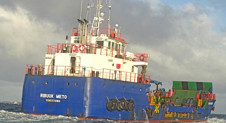 New vessel arrives Majuro
