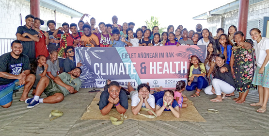 Jo-Jikum's creative climate action