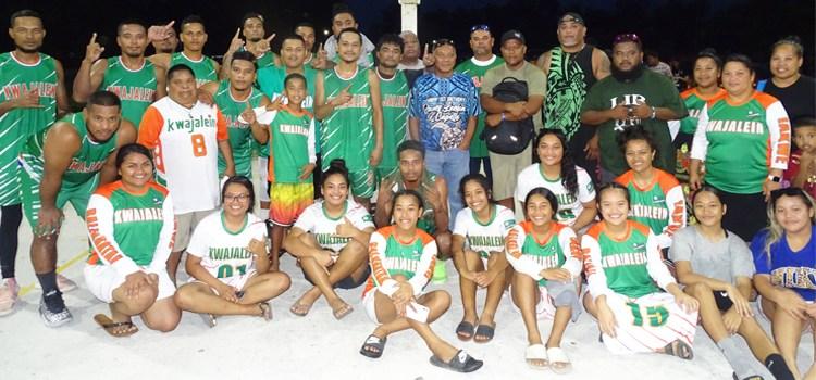 Kwajalein ends Lae streak