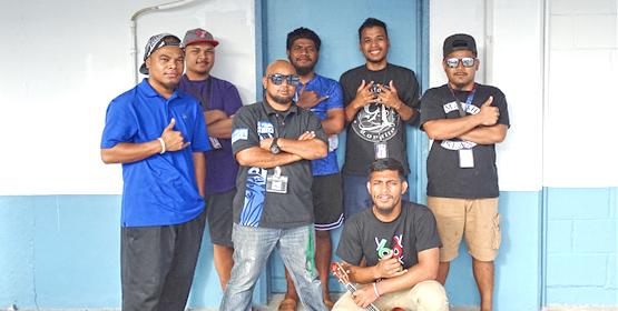 CMI's active media team