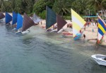 Canoe race challenges captains