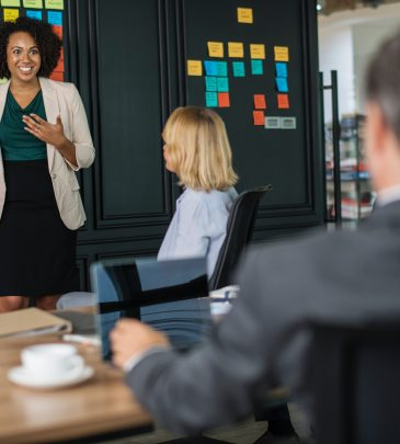 Give powerful presentations