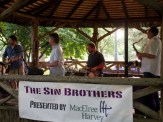 Sin Brothers perform at 2014's Music at Marshall