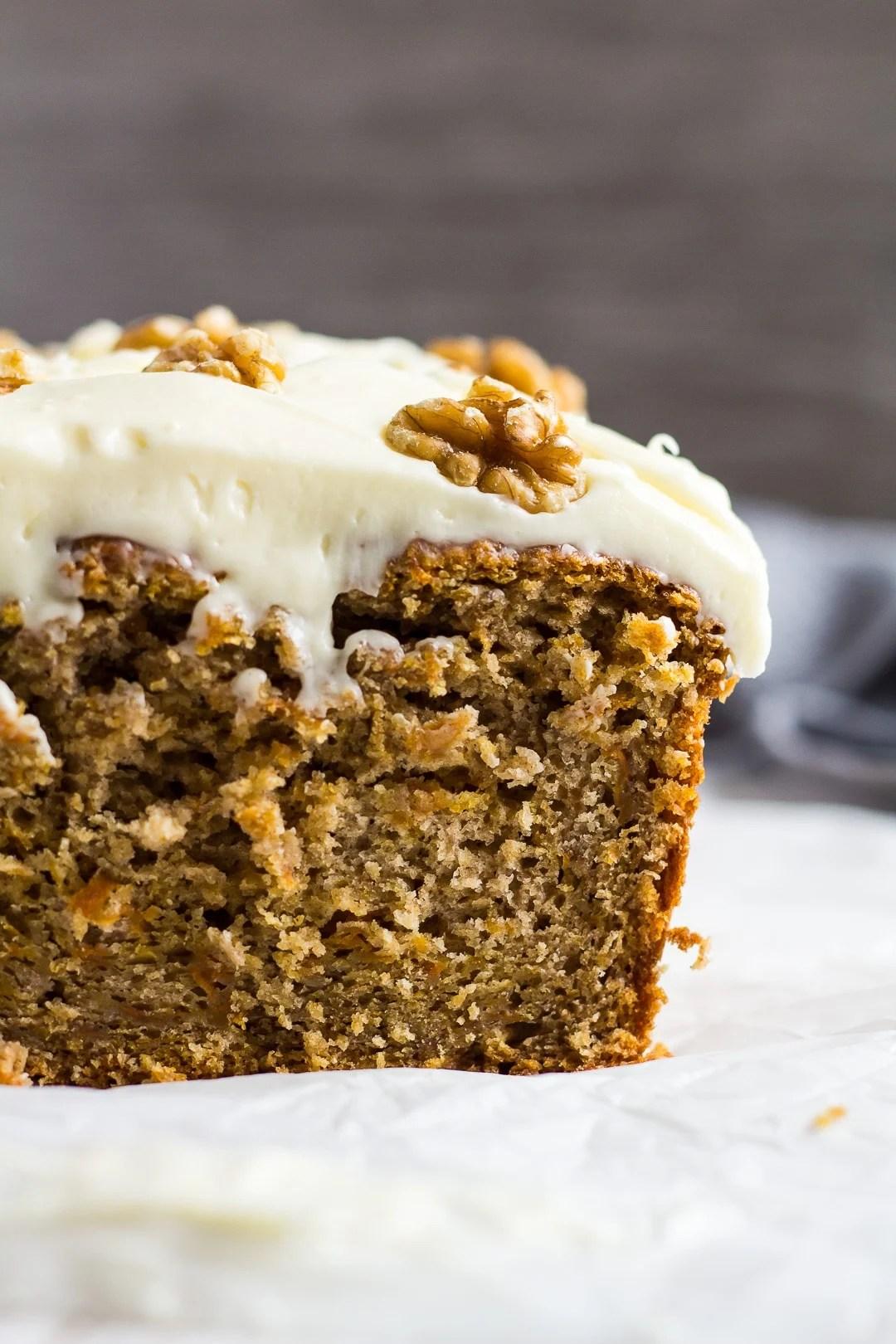 Carrot Cake Loaf Marsha S Baking Addiction