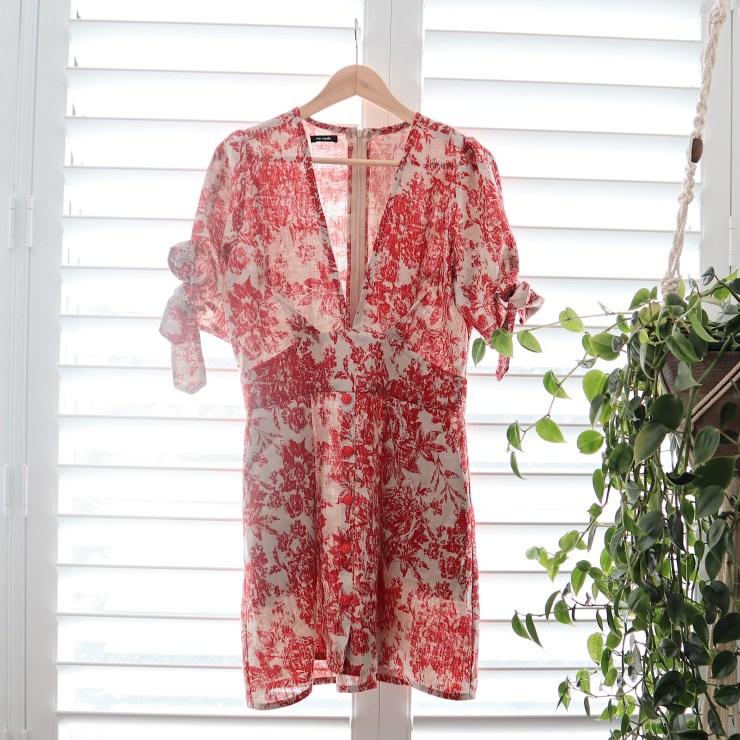 Sia Dress PDF Pattern