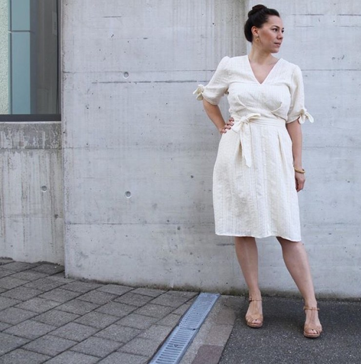 Sia Dress Pattern
