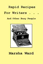 Rapid Recipes for Writers