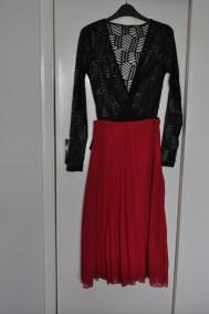 Body - Just Female; skirt - ASOS