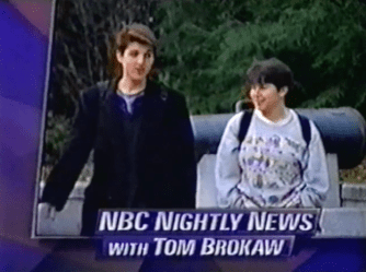 NBC NIghtly News with Tom Brokaw, 1993