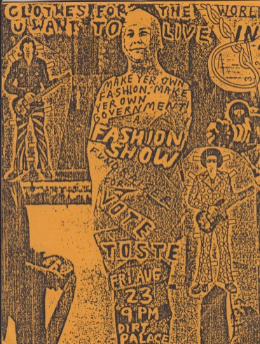 Make Your Own Fashion Show, 2002