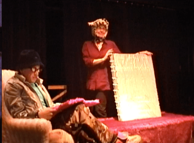 Marsian De Lellis + Vanessa Gilbert, Providence, 2005