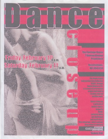 Dance Close Up, 2006