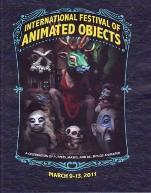 International of Animated Objects, Program
