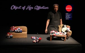 Object of Her Affection, REDCAT NOW Festival, 2014, Photo: Steve Gunther