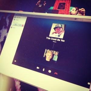 STALKER - Private Reading via Skype