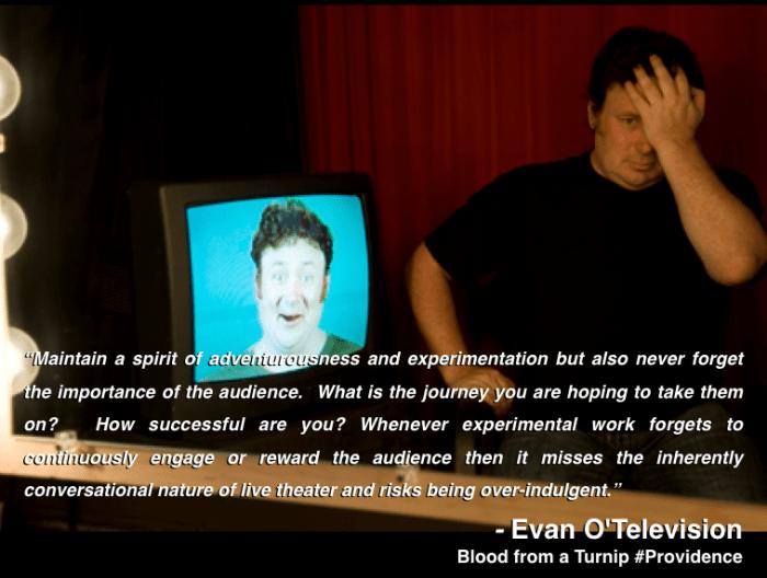 Evan O'Television