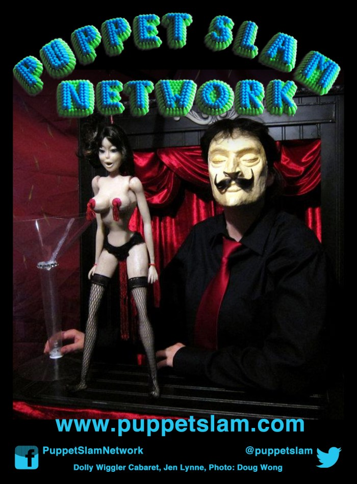 Puppet Slam Network - 2014 ad