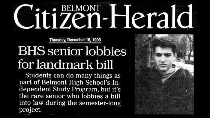 1993-12-16-BCH-16x9-Cover1-150dpi Belmont Citizen Herald, 12/16/93 LGBTQ