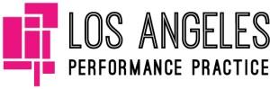 Los Angeles Performance Practice LAPP 2018