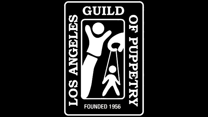 LAGP Logo Los Angeles Guild of Puppetry 2015 Feeder NPC O'Neill Scholarship