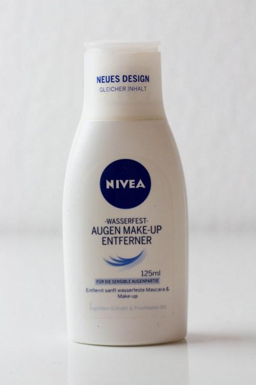 Nivea MakeUp Entferner