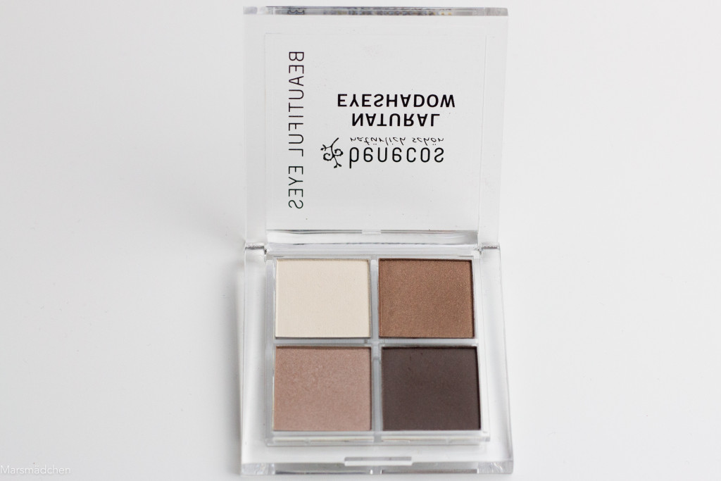 Benecos Eyeshadow coffee cream