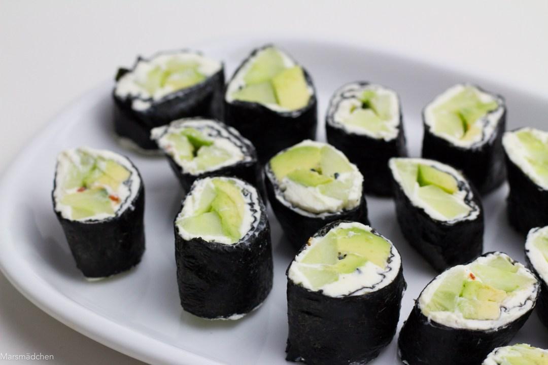 Low Carb Sushi