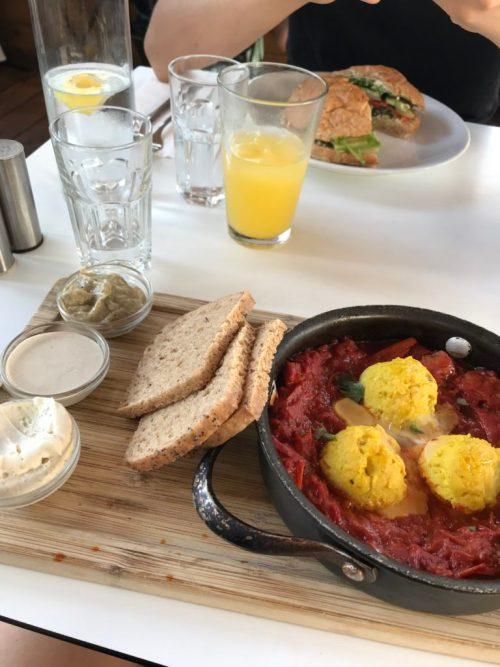 Anastasia - Glutenfrei Essen in Tel Aviv