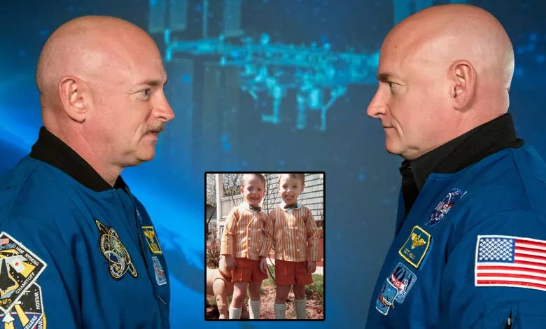 İkiz Astronot