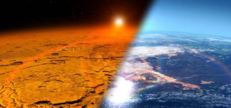 Mars , Dünya ve Biz