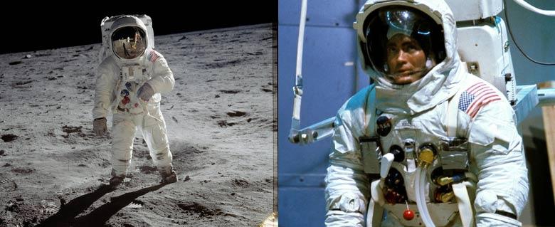 Apollo Astronotları uzay giysisi