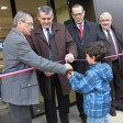 Inauguration de la boulangerie décembre 2014