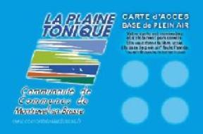 Carte plaine tonique