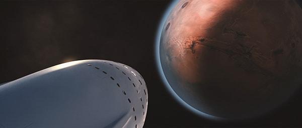 Penjajahan Mars.